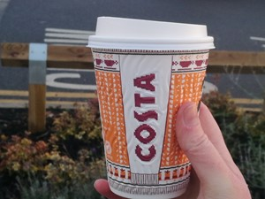 Costa Christmas cup
