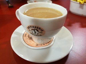 Tea at Patisserie Valerie