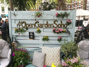 Open Garden at Soho