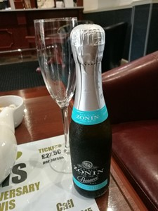 Prosecco at The Parkmore Hotel