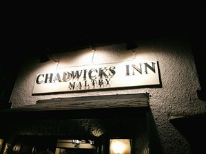 Chadwicks Inn sign