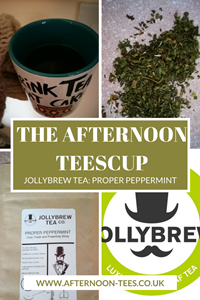 The Afternoon Teesroom - Proper Peppermint by Jollybrew