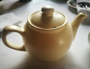 Teapot at Acklam Hall