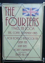 Fourteas sign