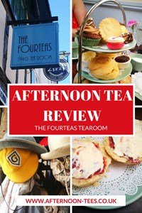 Fourteas Pinterest banner