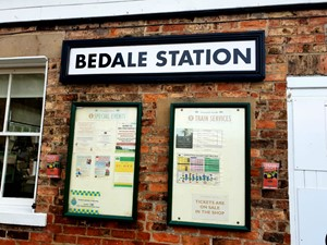 Bedale station
