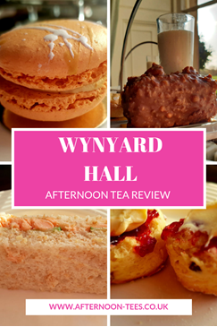 Wynyard Hall Pinterest image