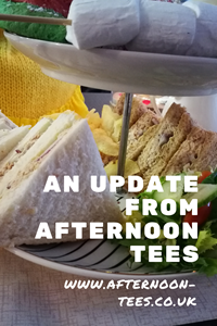 An update from Afternoon Tees pinterest image